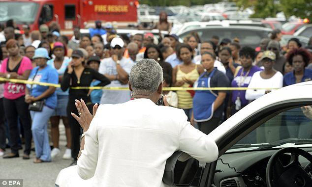 Mcnair Elementary Shooting At School Near Atlanta And