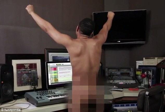 john legend nude fake
