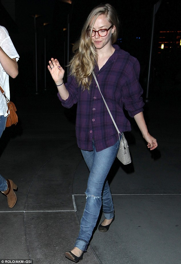 Amanda Seyfried And Jennifer Carpenter Reunite For Low Key