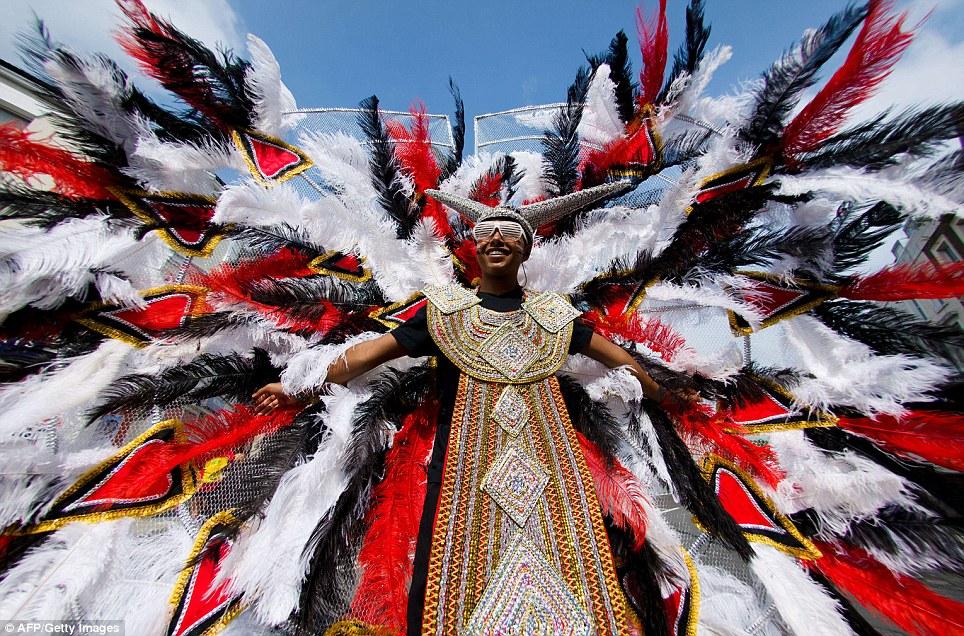 Notting Hill Carneval Londra