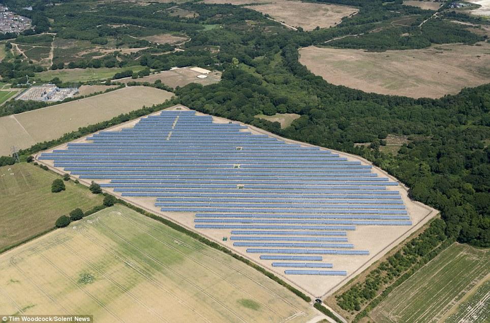 solar power's environmental nightmare …