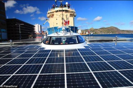 El buque es una plataforma de investigación científica de la Universidad de Ginebra