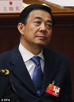 High-ranking Chinese politician Bo Xilai was also subjected to the shuanggui torture process