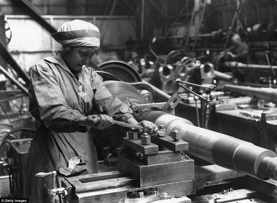 Industrial Factories Era