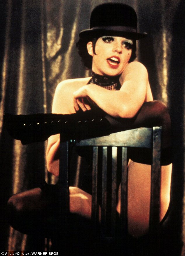 Big shoes to fill: The role was made famous by Liza Minnelli in the 1972 film of the same name
