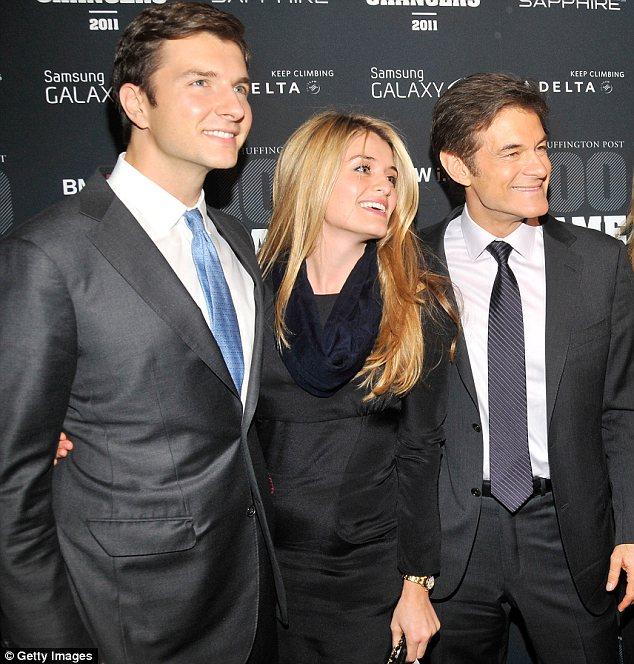 John Jovanovic, Daphne Oz, Dr. Oz
