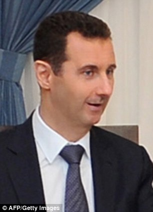 An intelligence expert says President Assad will have diverted sodium flouride to chemical weapons programmes