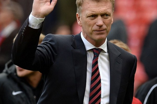 Criticism: Manchester United boss David Moyes has already told Young to stop diving