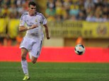 Ready to roll: Gareth Bale is hoping to impress for Madrid against Juventus on Tuesday night