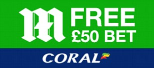 Coral Bet PROMO