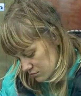 Podkopaev's sister Anastasia Sinelnik was arrested on suspicion of aiding and abetting the crime family
