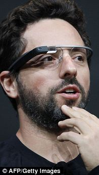 Google co-founder Sergey Brin in San Francisco on June 27, 2012