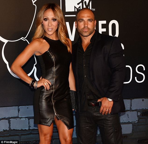 Weighing in: Joe Gorga says that even if the woman says no, men should dominate them and force them to have sex