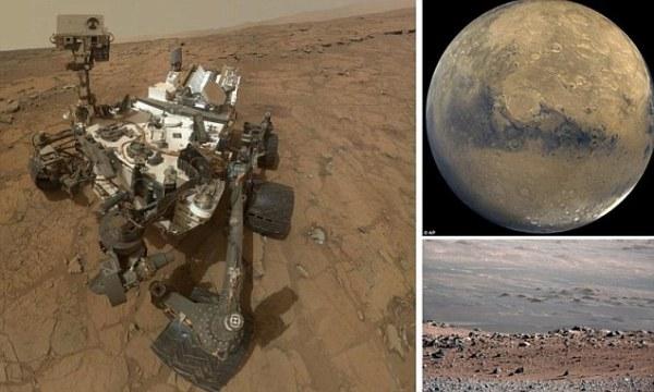 Mars Curiosity Rover samples reveal more water in soil ...