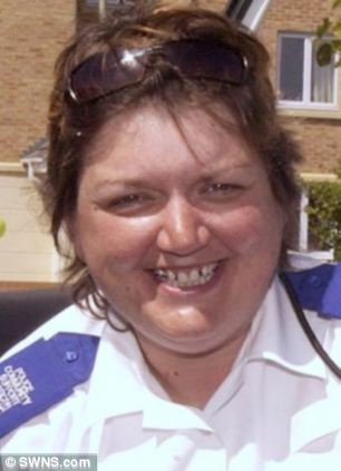 Andrea Waldeck worked as a PCSO for Gloucestershire Constabulary until she left the force in February 2012