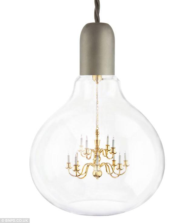 Worlds Smallest Light Bulb