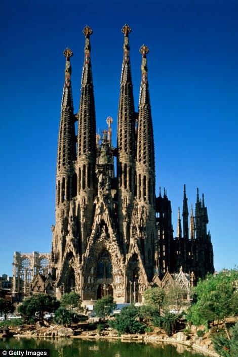 How Gaudi's finished La Sagrada Familia cathedral will ...