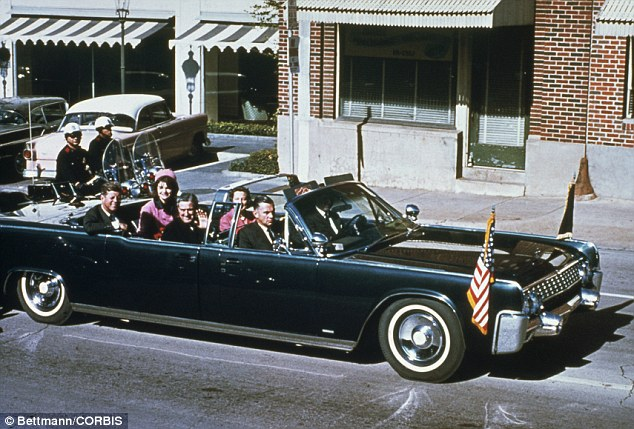 Image result for kennedy assassination car