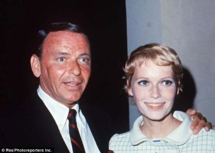 Image result for mia farrow and frank sinatra