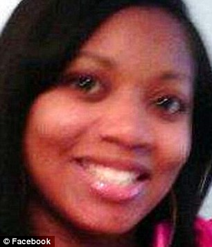 Pictured: A neighbor has confirmed to MailOnline that this is Miriam Carey, the woman who is believed to have been shot dead by Capitol Police