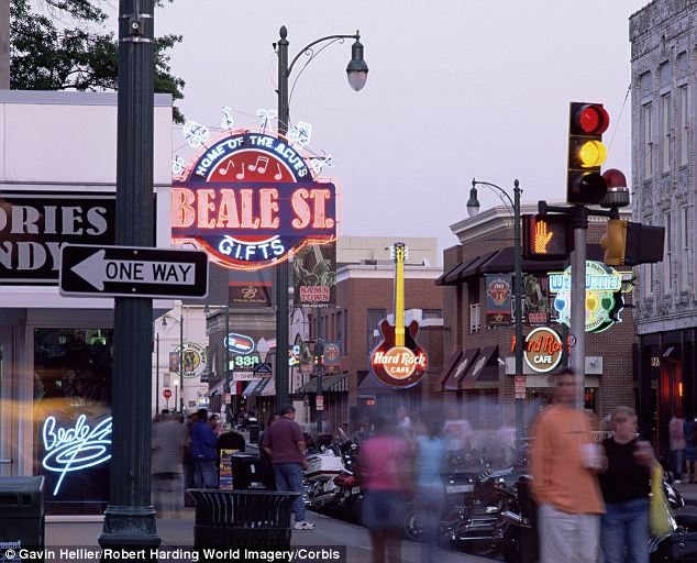 Beale Street October