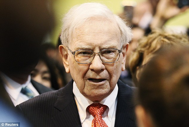 Shrewd: Billionaire Warren Buffett tossed lifelines to a handful of blue-chip companies during the financial crisis