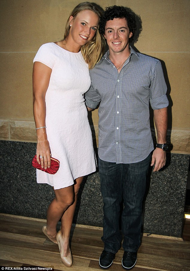 Rory McIlroy and Caroline Wozniacki have called off their engagement after more than two years together