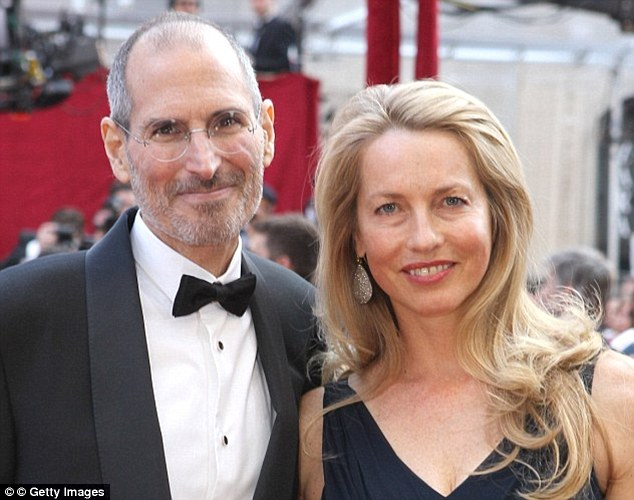 Jobs married Laurene Powell in 1991 after his relationship with Brennan ended. They stayed together until his death in 2011