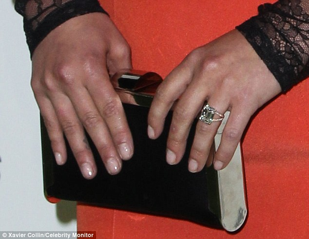 Hayden Panettiere Talks 6 Carat Engagement Ring And Wears