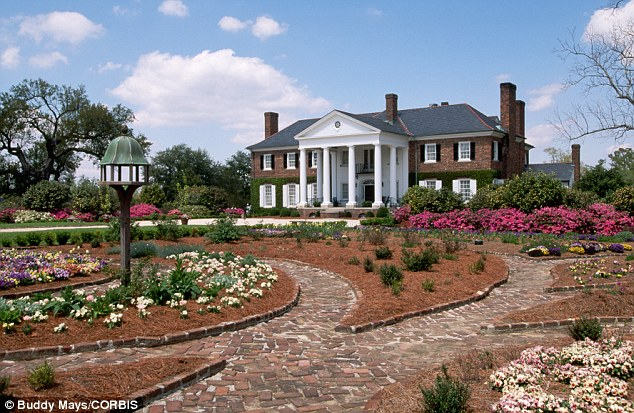 Boone Hall Plantation, Charleston, South Carolina