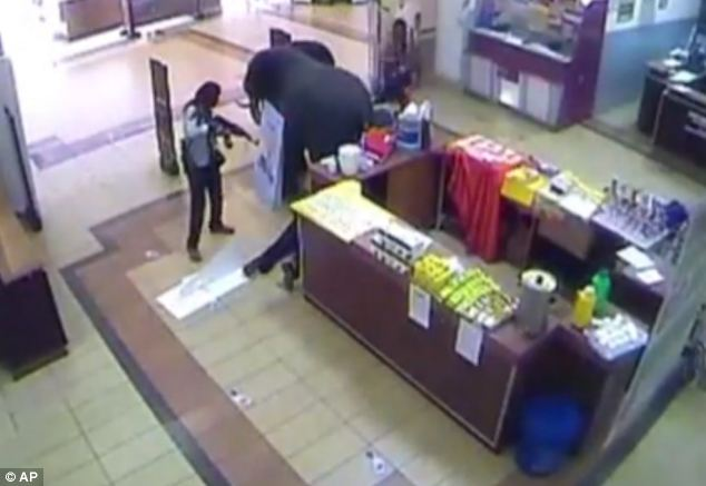 Several attackers from the Somali militant group al-Shabab stormed a Nairobi mall, which Lewthwaite has been linked to