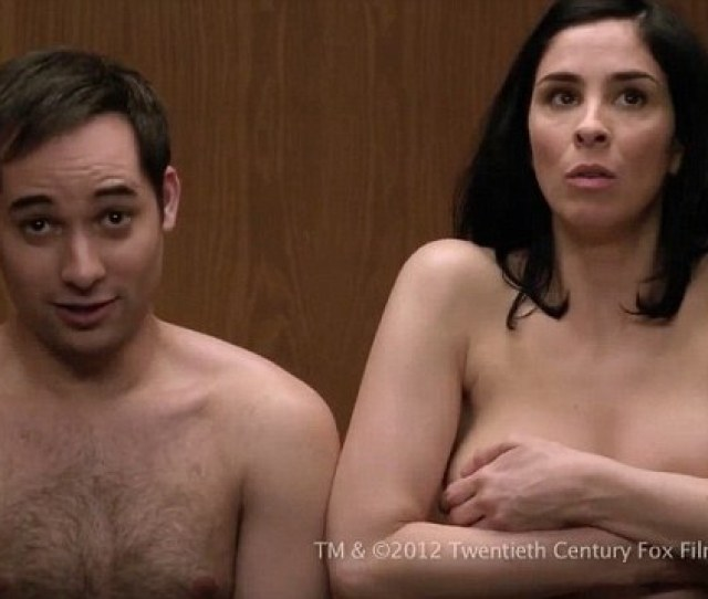 Sarah Silverman Topless In Risque Scene From Tv Pilot Daily Mail Online