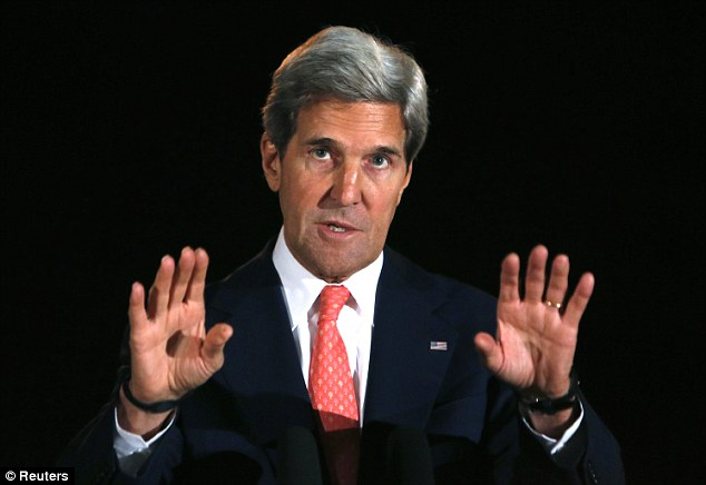 Secretary of State John Kerry says he's confident the U.S. will continue to have a good relationship with Saudi Arabia