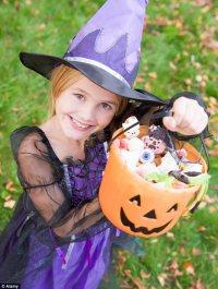 kushner halloween message ivanka candy