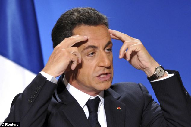 France first suspected the US of hacking into former president Nicolas Sarkozy's communications network when he was unsuccessfully trying for re-election in 2012