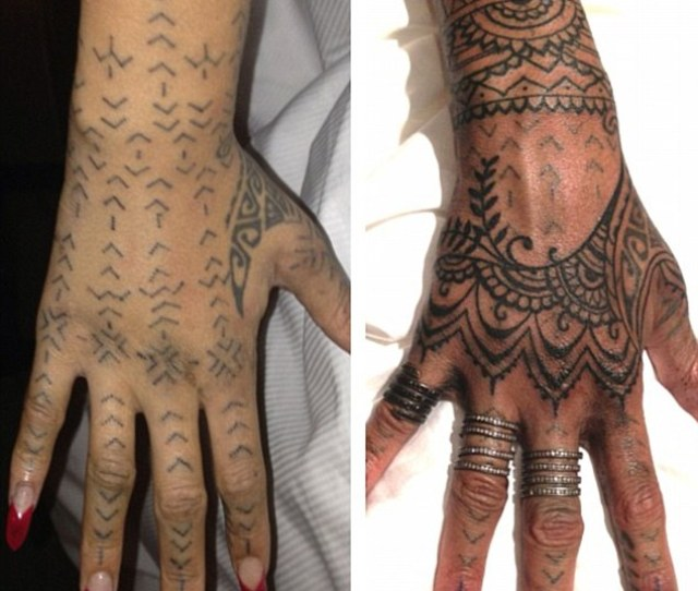 Before And After Tattoo Artist Keith Mccurdy Says He Thinks He Made Her Tribal Art