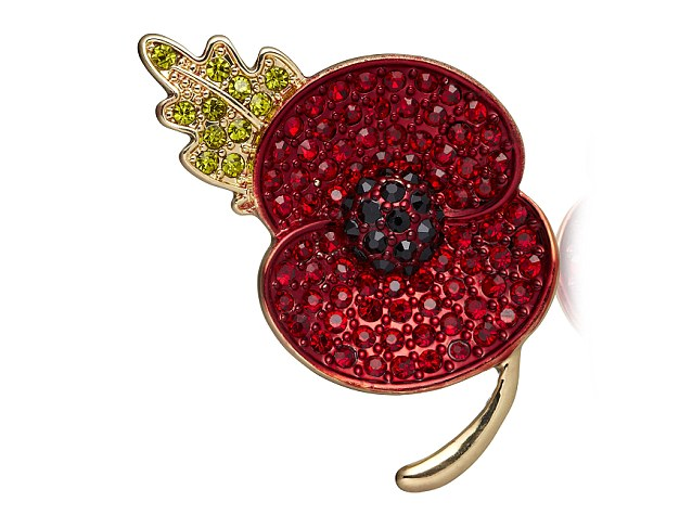 Poppy Appeal Support Armed Forces With Glam And Glittery