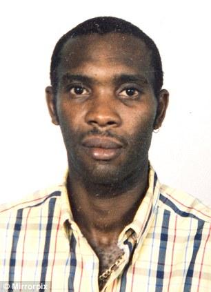 Euclides Monteiro raided flats to feed his drug habit