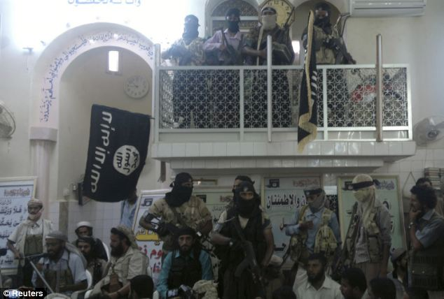 Ansar al-Sharia openly holds rallies, marches and news conferences in the Middle East, often boasting that they hold power in cities where police presences are nonexistent and government control is weak
