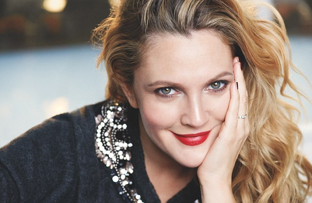 Drew Barrymore Opens Up About The Joys Of Motherhood In