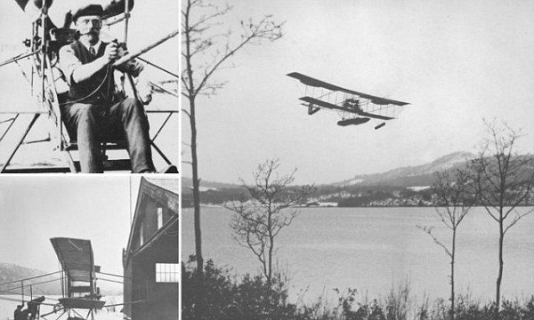 Will Churchill's seaplane soar again? Enthusiasts plan to ...