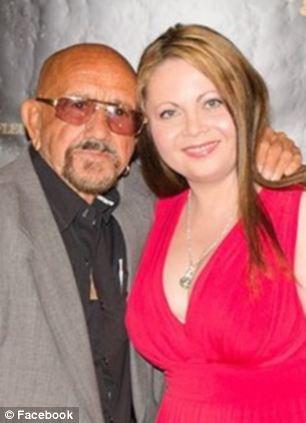 Angelo Bertolotti and Julia Davis