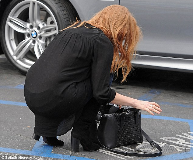 Jessica Chastain on Ridin