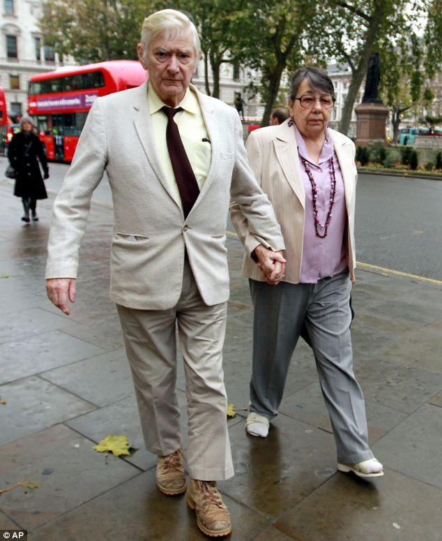 Peter Bull, 74, and his wife Hazelmary, 69, the Christian owners of a guesthouse, lost their Supreme Court case