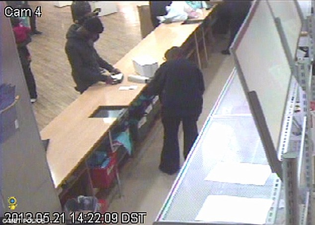 The day before the murder Adebolajo was captured on CCTV at an Argos store in Lewisham, south east London, buying a five-piece knife set and a sharpener kit