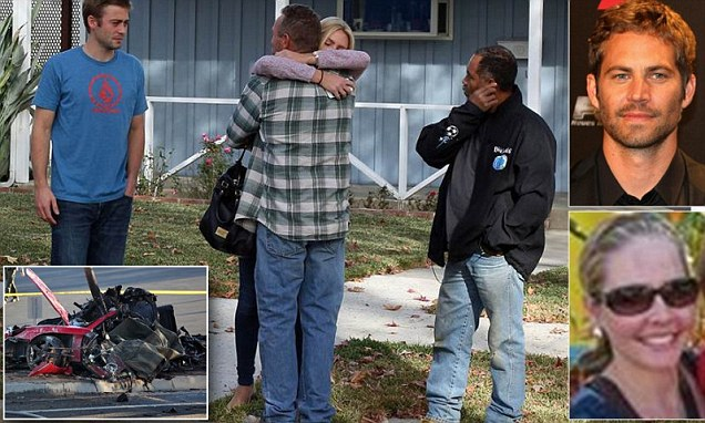 walker family grieving