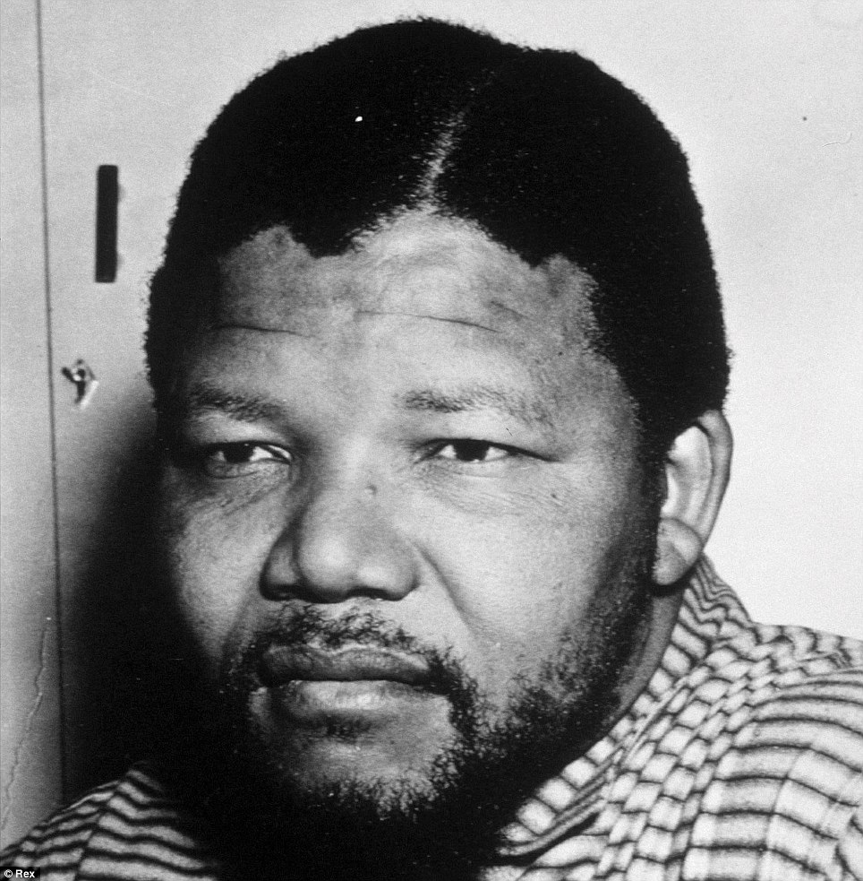 mandela dark years In the dark years, author nelson mandela discusses his time in prison of course this does not directly relate to the first year experience.