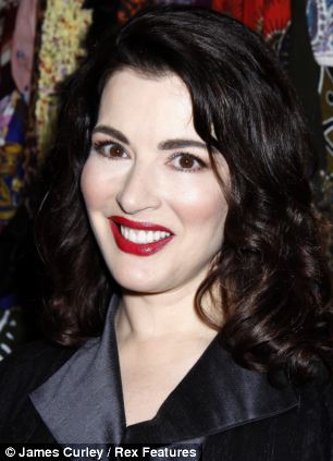 Nigella Lawson In Pictures The Changing Face Of The