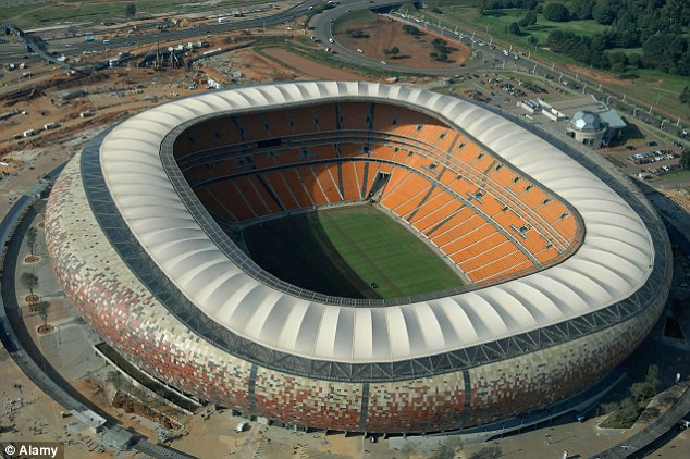 Millions of mourners are expected to attend the memorial ceremony at Johannesburg's Soccer City stadium