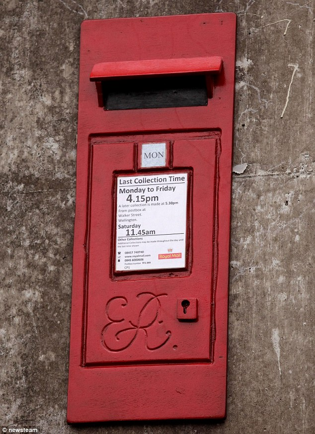 Where Posting Letters Takes First Class Effort Royal Mail